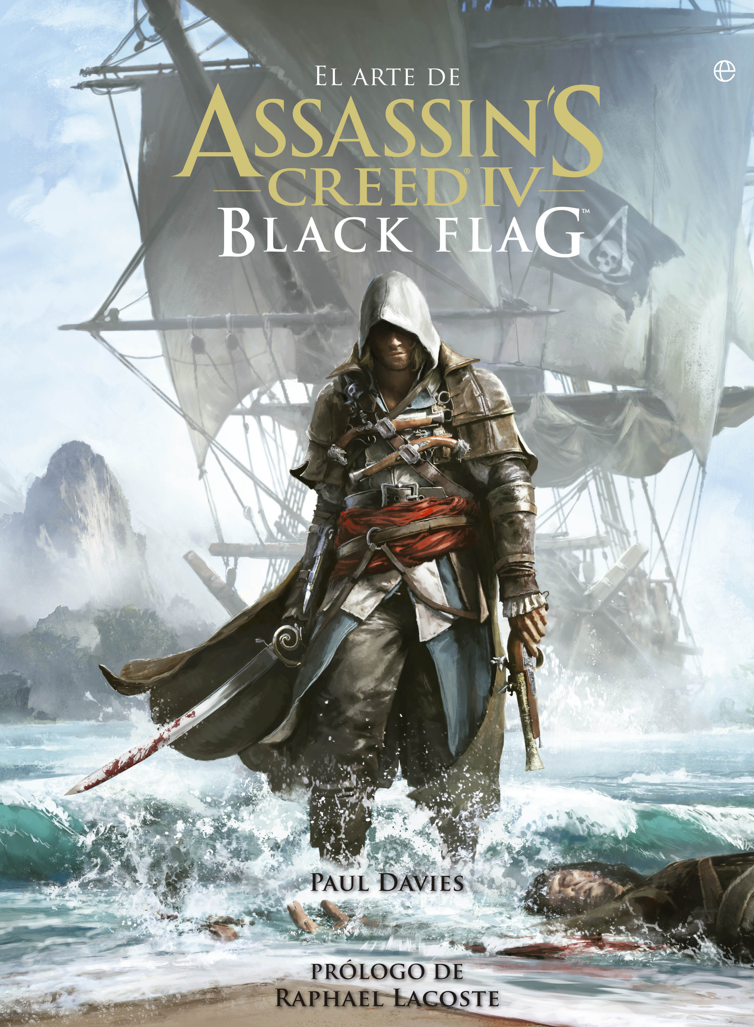 El arte de Assassin's Creed IV: Black Flag