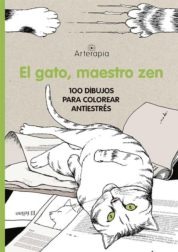 El gato, maestro zen
